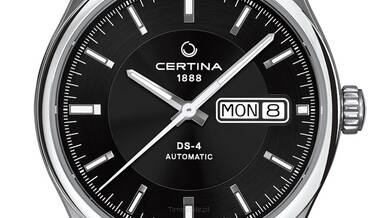 DS-4 Day-Date Automatic